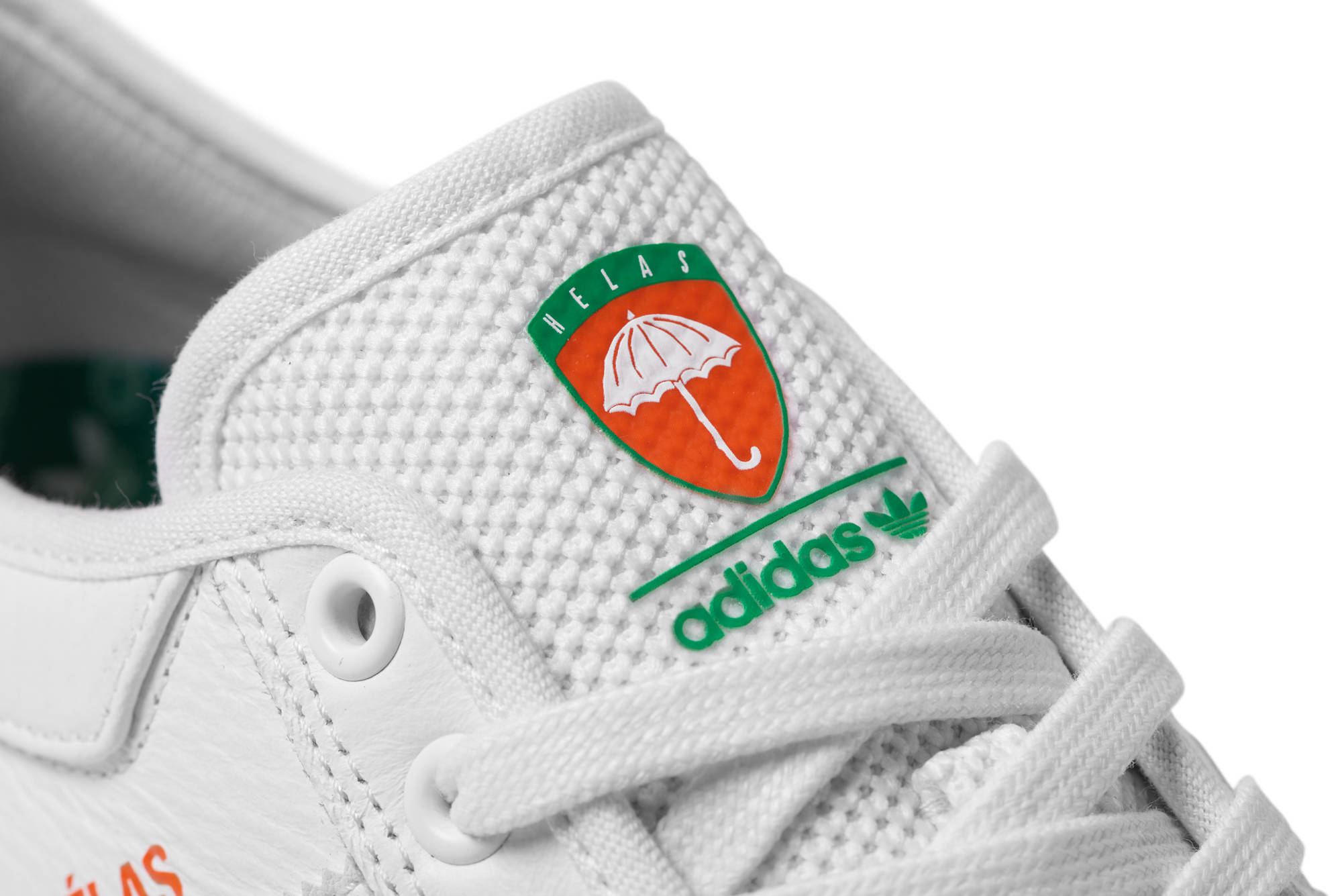 ADIDAS X HELAS COLLECTION Modernized '80s Court Style