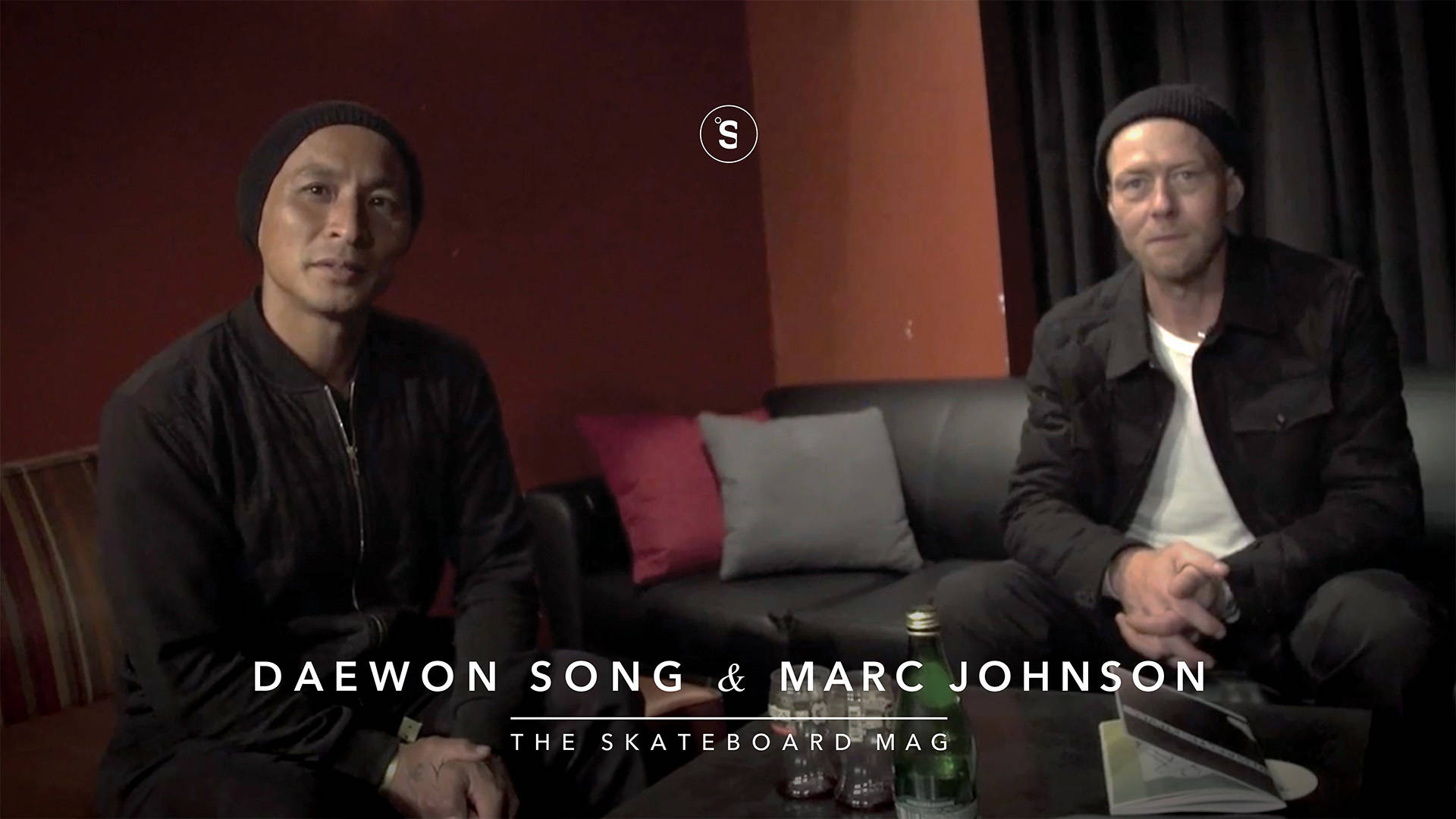 Daewon & MJ: The Raw Interview -- The Skateboard Mag