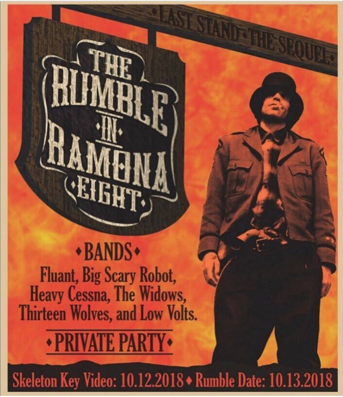 Rumble in Ramona