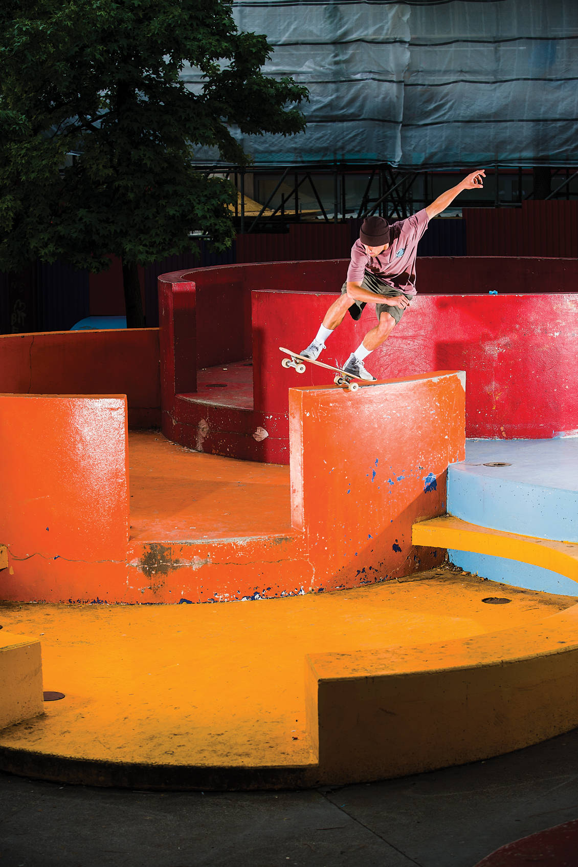 THE NEXT NEW WAVE -- Erick Winkowski - Berrics Magazine