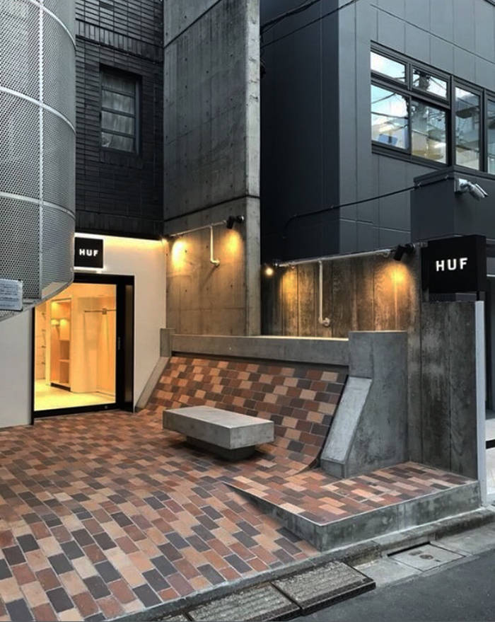 HUF HARAJUKU OPENS ON FRIDAY -- With a Perfect Replica of SF's China Banks