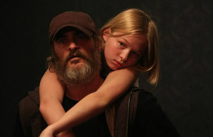 BERRICS FILM SOCIETY -- 'You Were Never Really Here' Review