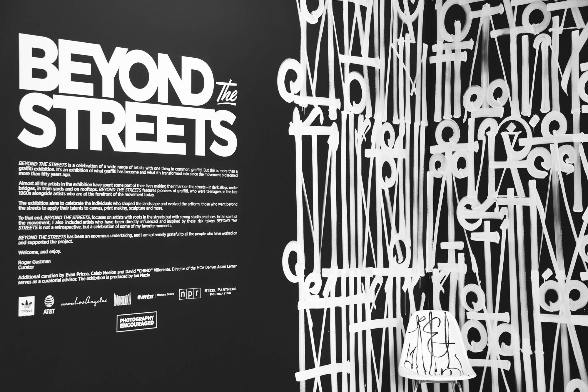 Adidas Beyond The Streets