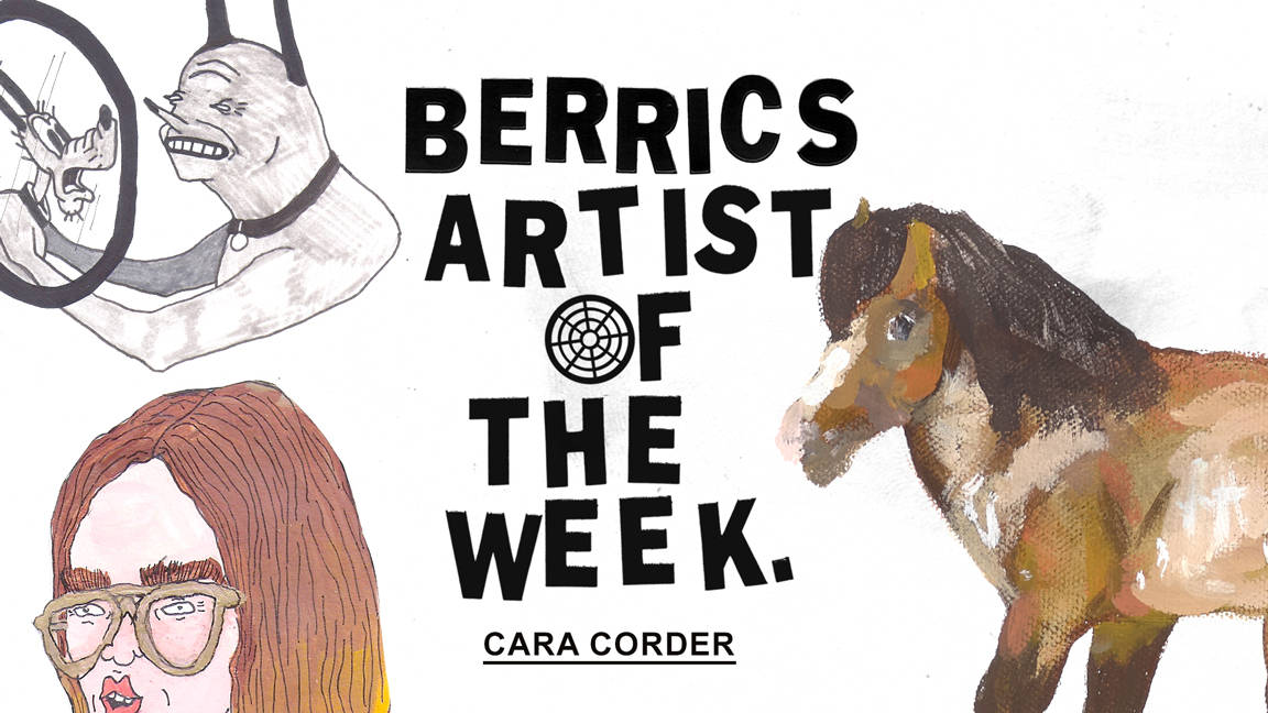 Cara Corder - Artist Of The Week
