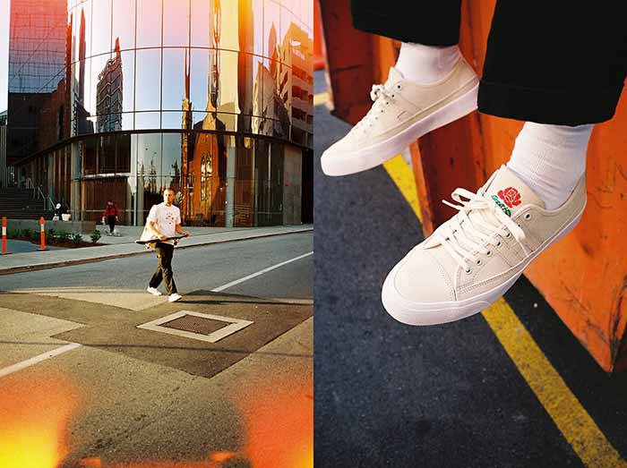 HUF -- Butter Goods Collaboration