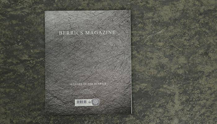 BERRICS MAGAZINE  -- Issue 2 Out Now!