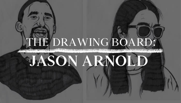 The Drawing Board - Jason Arnold