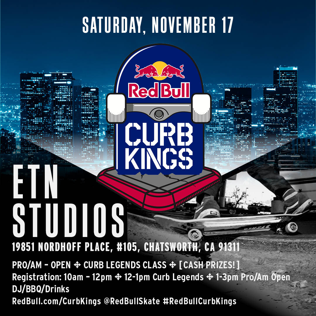 red bull curb kings