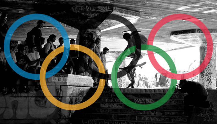 WHY ENGLAND MAY NOT BE IN THE 2020 OLYMPIC SKATEBOARDING EVENT