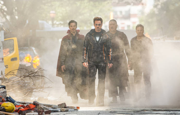 READ OUR REVIEW OF 'AVENGERS: INFINITY WAR' -- Berrics Film Society
