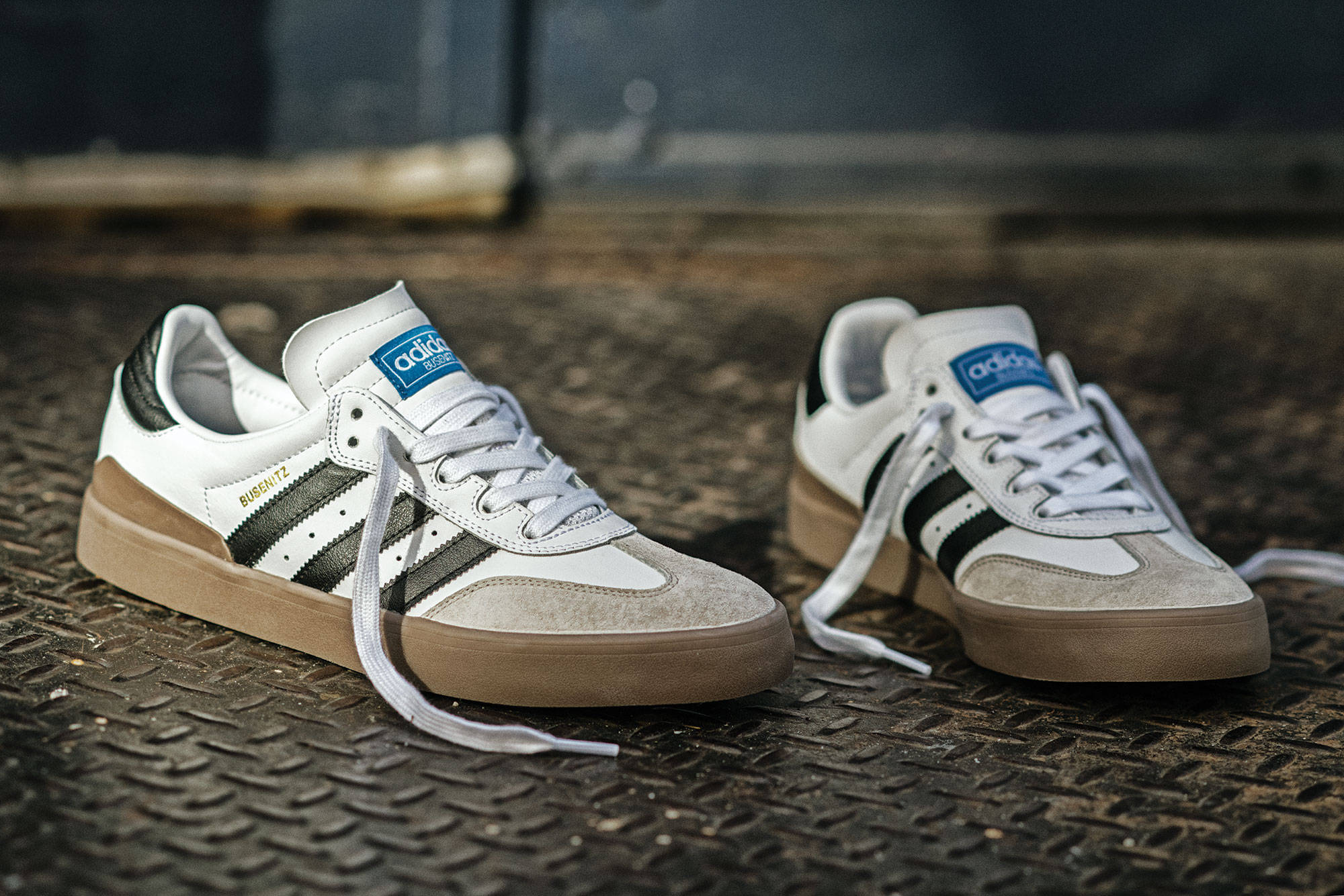 3b3c79e1c0a ADIDAS BUSENITZ VULC RX -- Inspired by the Samba