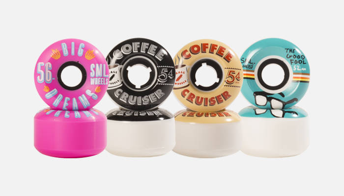 SML. WHEELS NOW AVAILABLE IN THE CANTEEN!