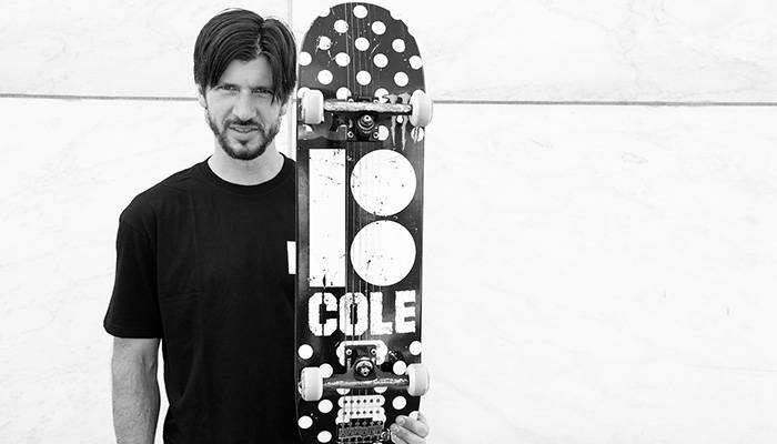 CHRIS COLE -- Parts Ways With DC Shoes