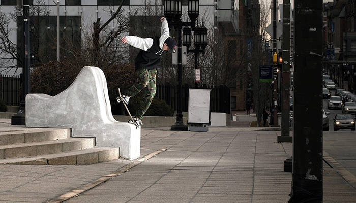 SPENCER BROWN -- Red Bull Part & Interview