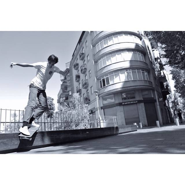 THE DAILY PUSH -- Strength Training in Skateboarding