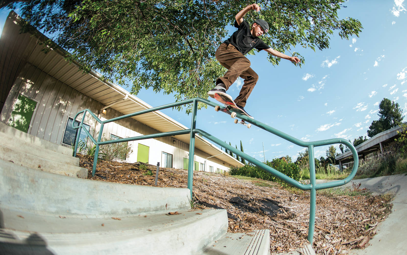 CJ COLLINS INTERVIEW -- Berrics Magazine Issue #1