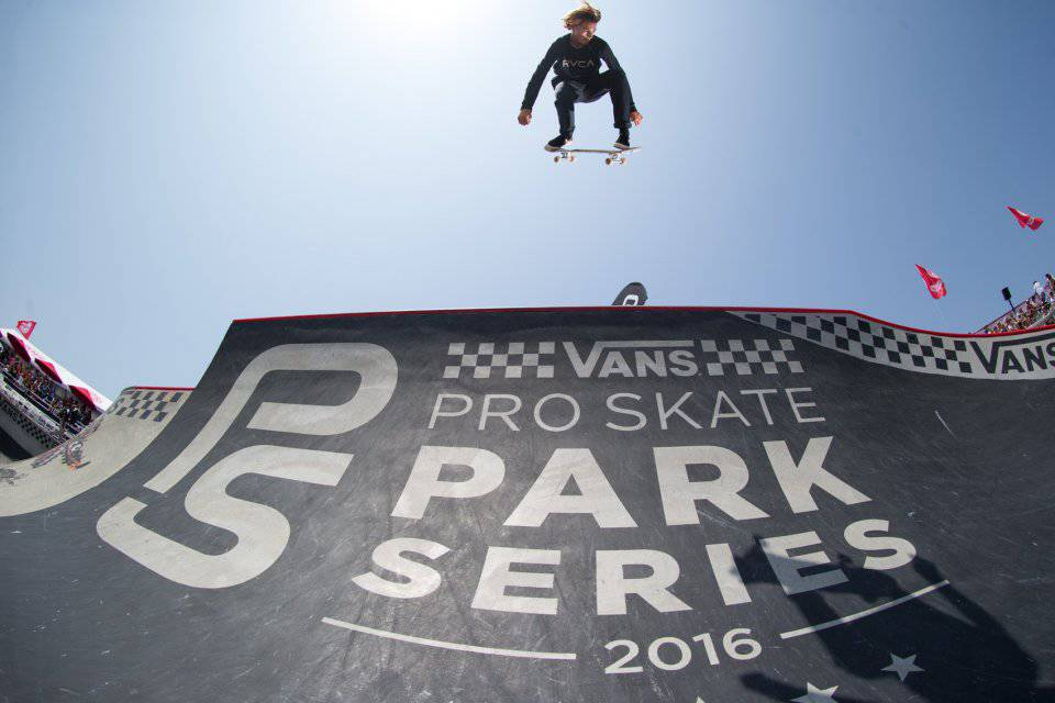 Vans Pro Park Series 2016 -- Wold Championship Streams Tomorrow
