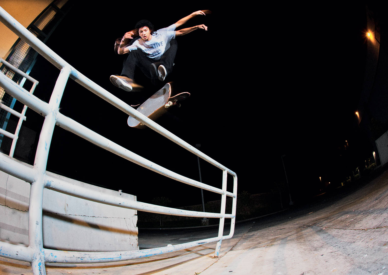 NICK TUCKER PROFILE -- From The Skateboard Mag Issue 133