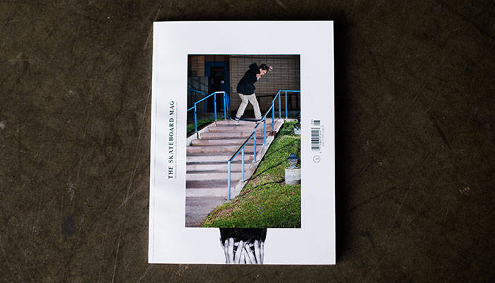 THE SKATEBOARD MAG ISSUE #137 OUT NOW