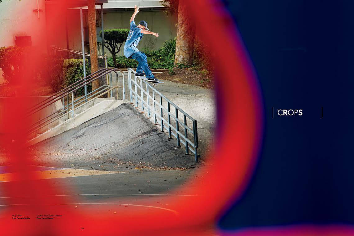 THE SKATEBOARD MAG ISSUE #133 OUT NOW