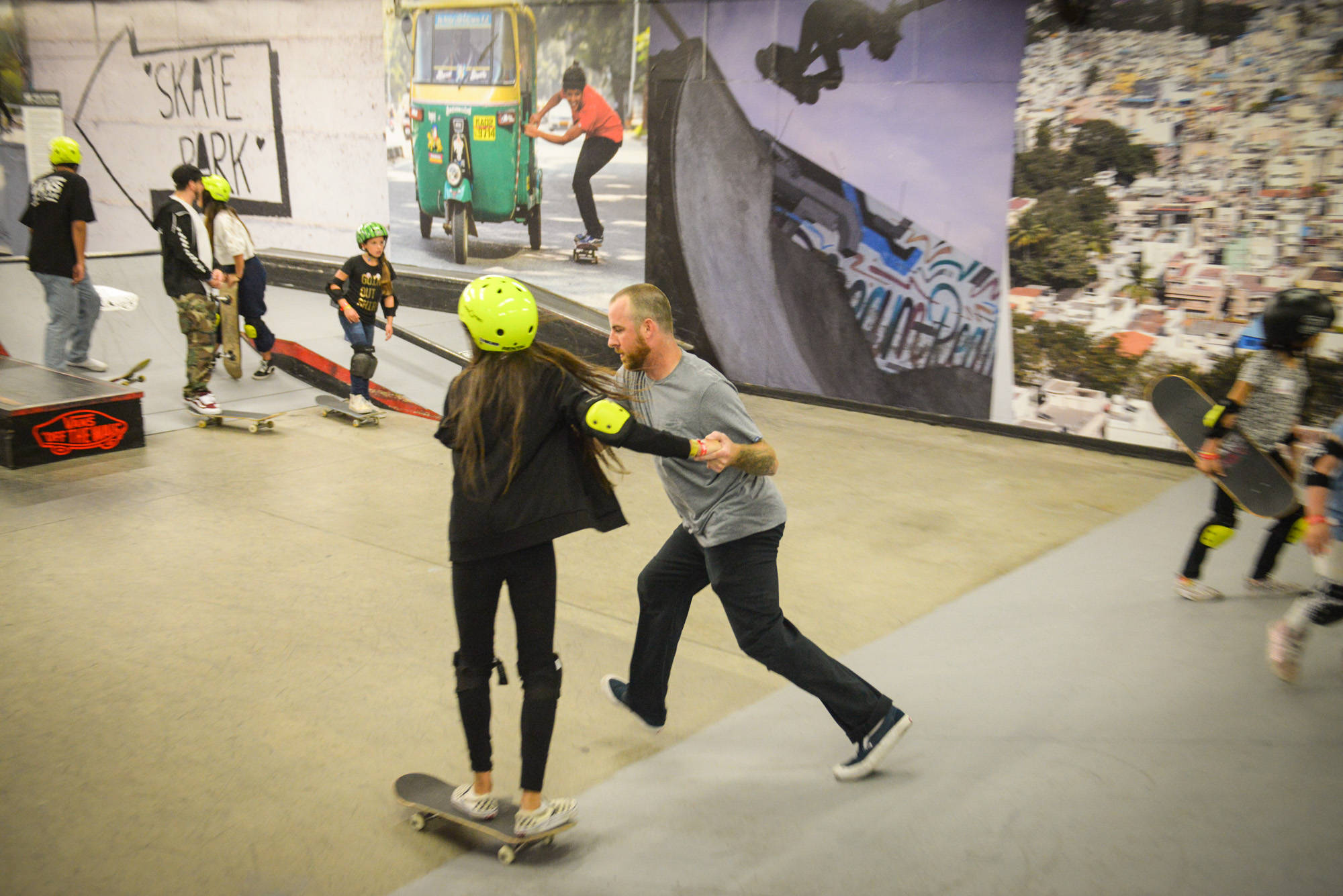 Get On Board: Vans Park in Orange -- Photos