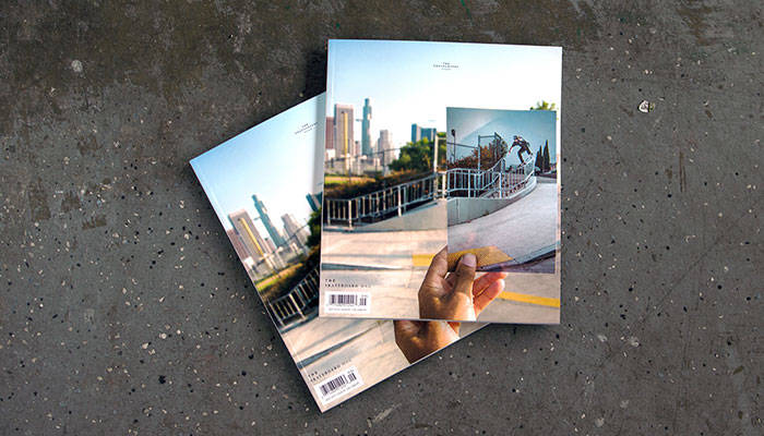 THE SKATEBOARD MAG ISSUE #138 OUT NOW
