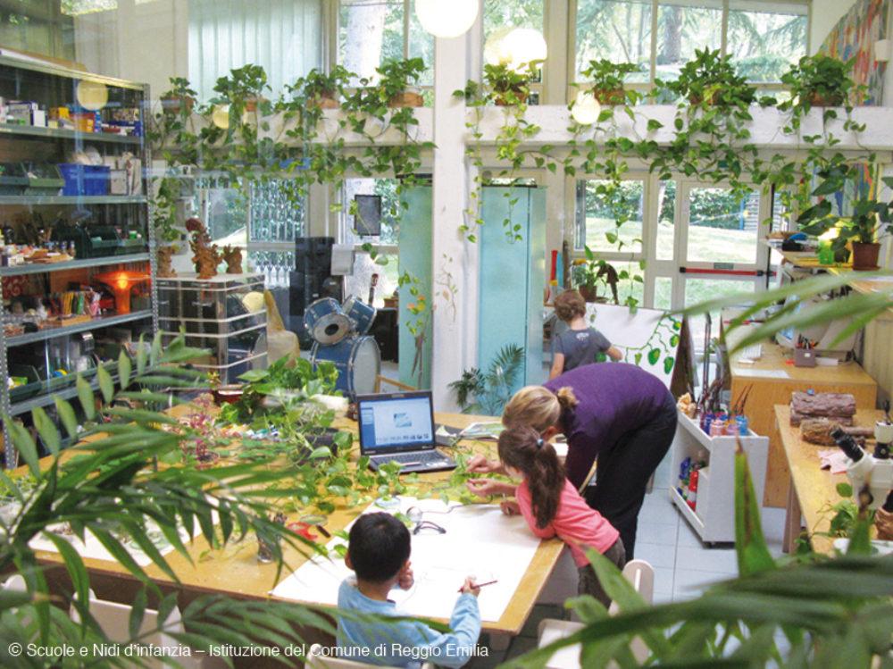 1 Atelier Preschool