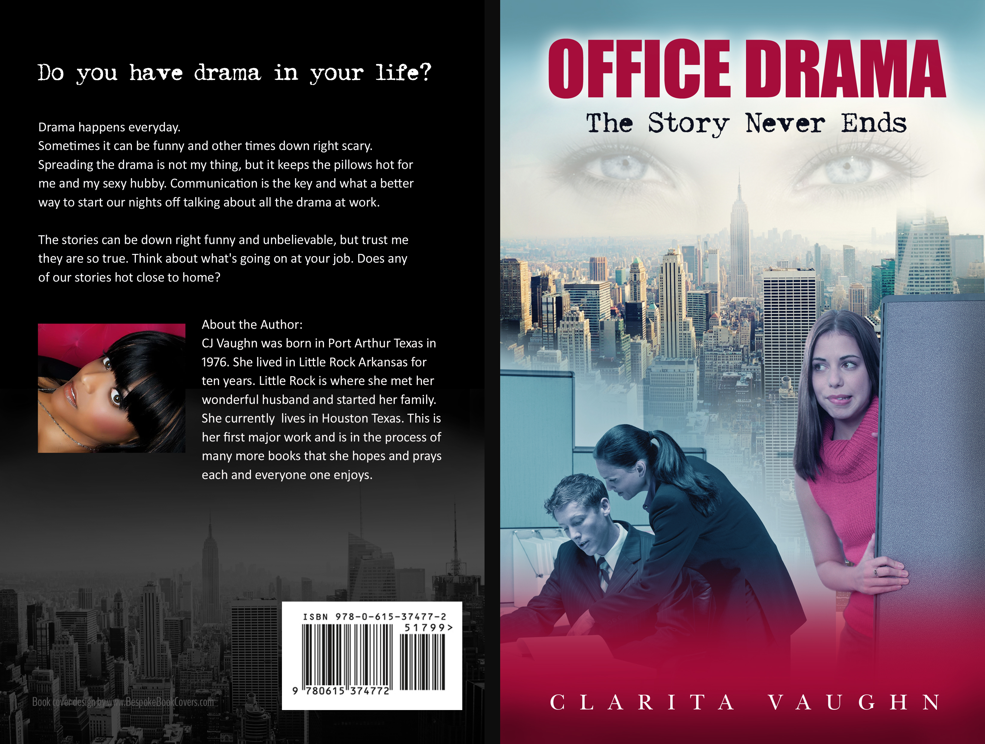 office drama book cover