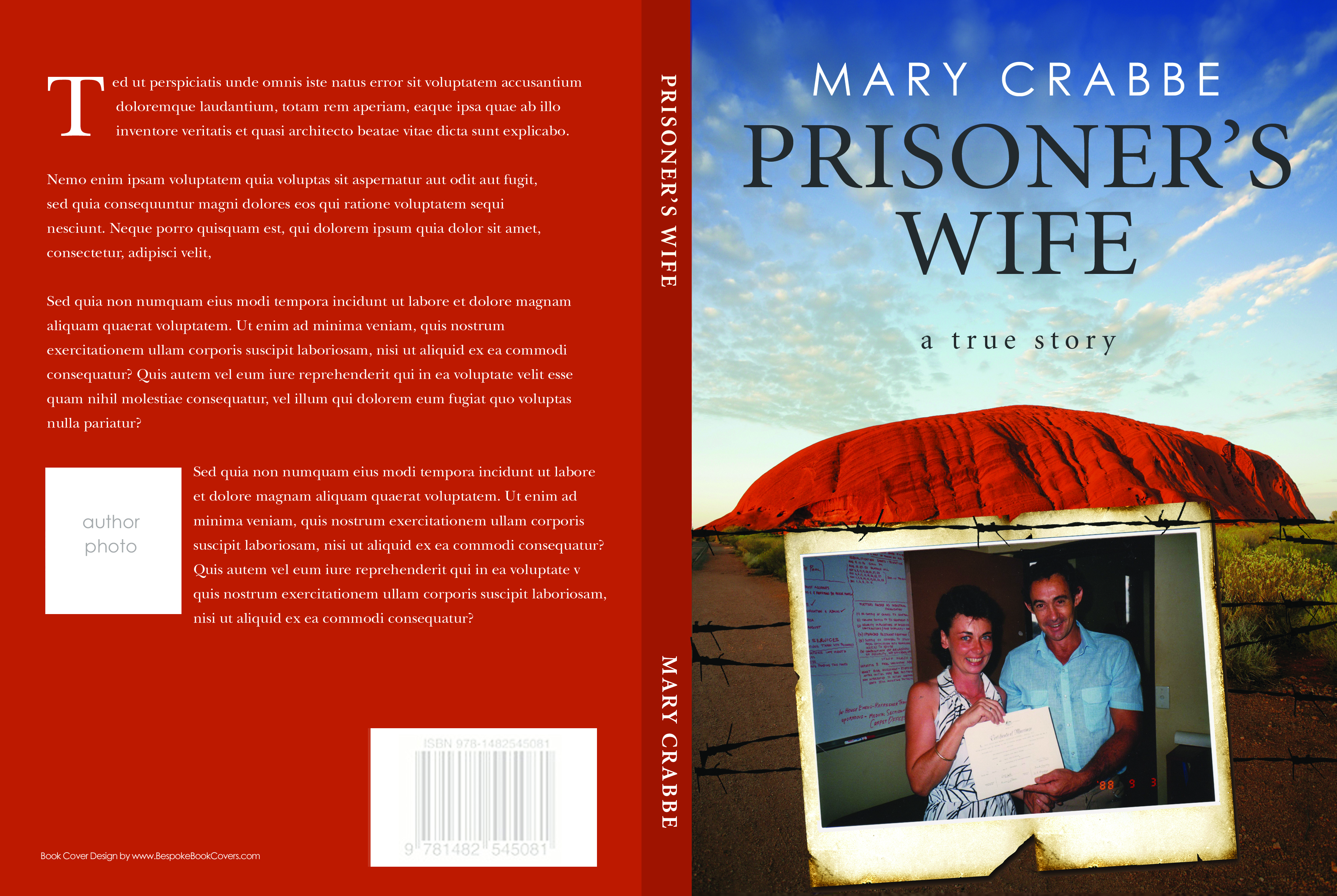 Prisoners wife book cover
