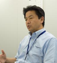 日本テレガートナー 代表取締役岩本様