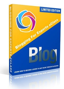 Blogging-For-Experts-eClass
