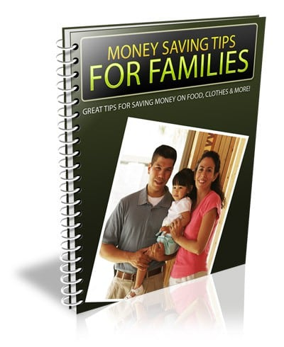MoneySavingTipsforFamilies