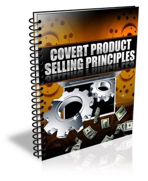 CovertProductSellingPrinciples