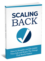 ScalingBack mrr Scaling Back