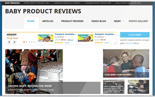 BabyProductReviewSite_plr