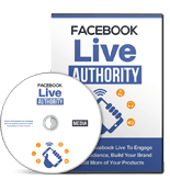 FacebookLiveAuthorityGld mrr Facebook Live Authority Gold