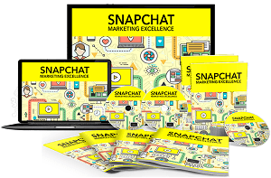 4334355235bundle Snapchat Marketing Excellence Video Upsell