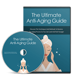 UltAntiAgingGuideGold mrr The Ultimate Anti Aging Guide Gold Upgrade