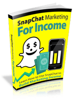 SnpChtMrktngForIncome mrrg SnapChat Marketing For Income