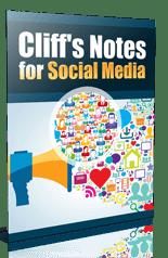 CliffsNotesSocialMedia plr Cliffs Notes for Social Media