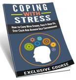 Coping With Stress mrr Coping With Stress