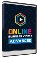 OnlineBusinessVidsAdv mrr Online Business Videos Advanced