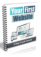YourFirstWebsite plr Your First Website