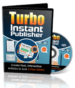 TurboInstantPublisher p Turbo Instant Publisher