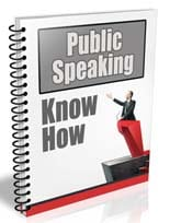 PublicSpeakingKnowHow plr Public Speaking Know How