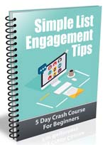 SimpleListEngageTips plr Simple List Engagement Tips