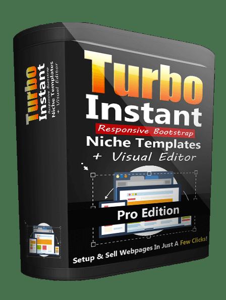 TurboInstantNicheTemplPro p Turbo Instant Niche Templates Pro