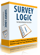 SurveyLogic p Survey Logic WpPlugin