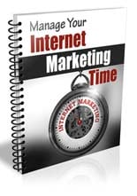 ManageIntrntMrktngTime plr Manage Your Internet Marketing Time
