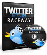 TwitterTrafficRacewayVIDS mrr Twitter Traffic Raceway Video Upgrade